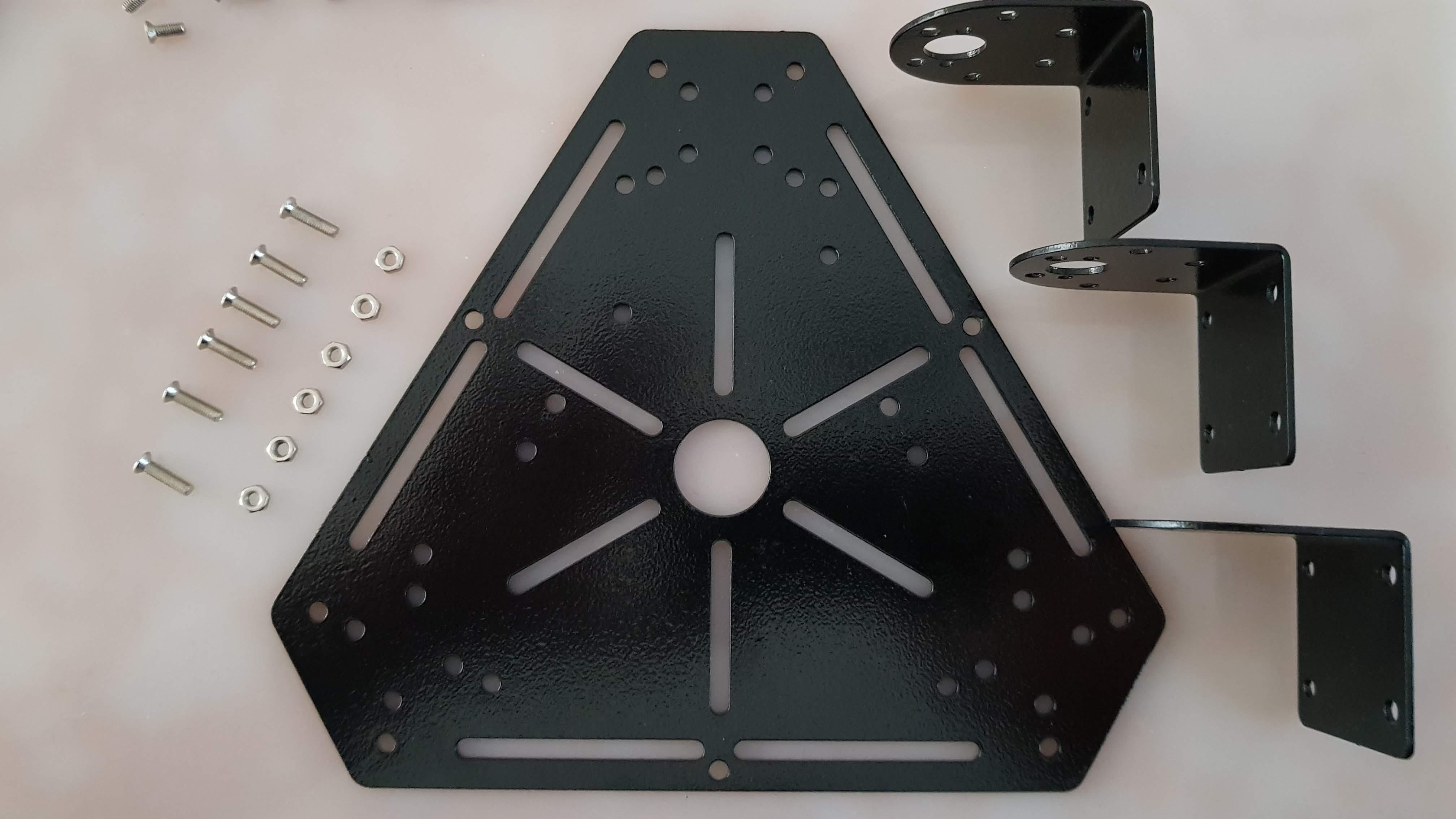 Omnicar Teile für die Bodenplatte