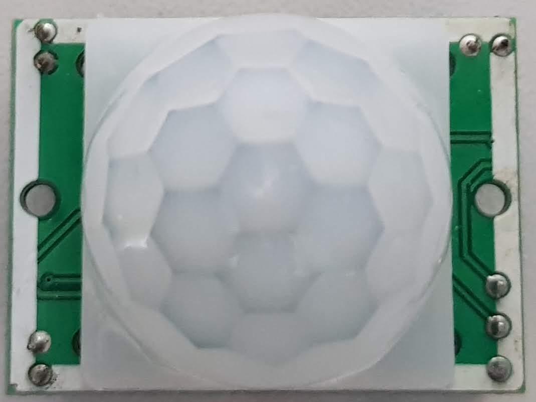 HCSR501 von Oben